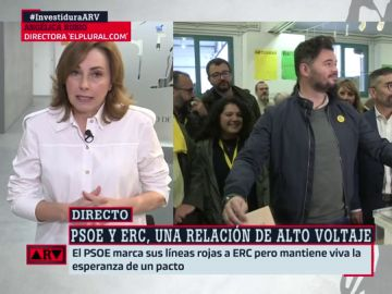 "Angélica Rubio: ""Si vamos a terceras elecciones, nos podemos encontrar a Abascal de vicepresidente"""