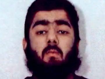 Imagen del atacante del Puente de Londres