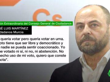 """Los audios que revelan la tensión en Ciudadanos para elegir a la gestora: """"Así vamos a la desaparición, ustedes mismos"""""""