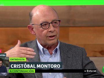 """La confesión de Cristóbal Montoro: """"Aún me duele haber sido el ministro de Hacienda que subió el IVA"""""""