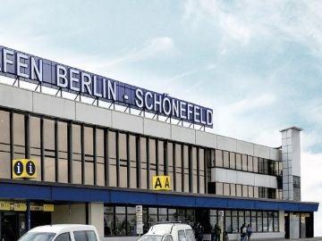Imagen del aeropuerto de Berlín-Schönefeld