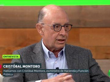 """Cristóbal Montoro: """"La economía está creciendo, ya nadie habla de recesión y se está creando empleo"""""""
