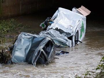 Mueren tres rescatistas en un accidente de helicóptero en el sur de Francia