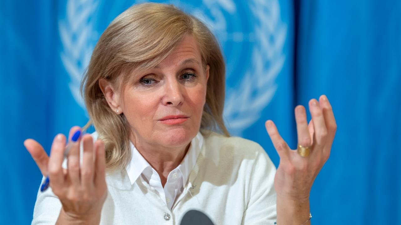 La directora del Departamento de Salud Pública y Medio Ambiente de la OMS, María Neira