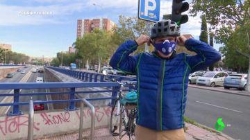 La prueba que demuestra el aire contaminado que respiras cada vez que sales por Madrid
