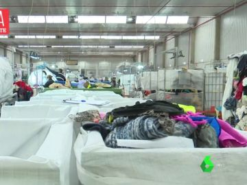 Imagen de reciclaje de ropa