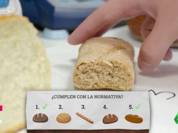 ¿Se aplica la ley del pan correctamente?