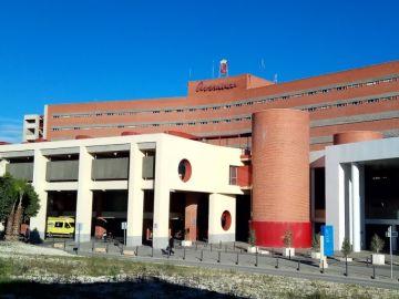 Imagen de la fachada del Hospital Clínico Universitario Virgen de la Arrixaca.