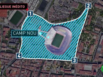 FC Barcelona y Real Madrid llegarán juntos al Camp Nou en el Clásico