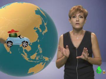Deforestación, contaminación y sequía: Sara Escudero analiza los efectos de la 'agricultura intensiva'