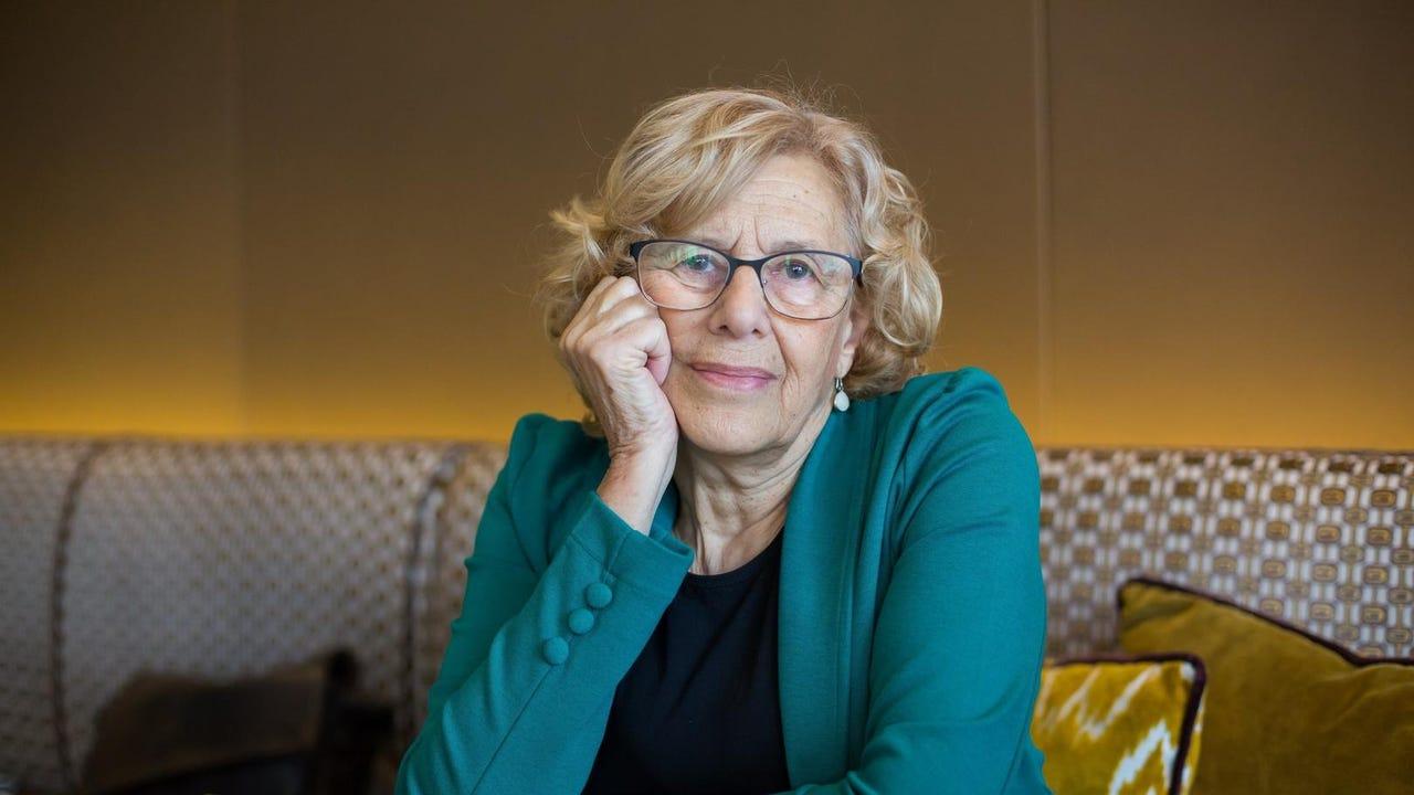 Manuela Carmena en una imagen de archivo