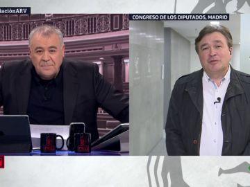 El diputado de Teruel Existe, Tomás Guitarte