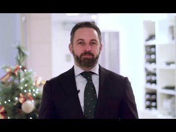 """Los diputados de Vox felicitan la Navidad con un vídeo: """"Por la defensa de nuestras fronteras y los hogares y barrios seguros"""""""