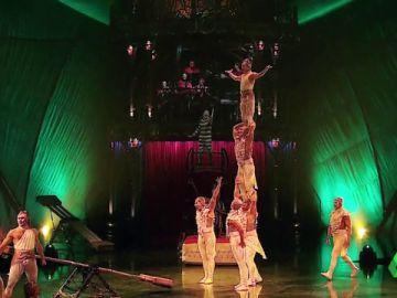 La trastienda del Circo del Sol: así se prepara el espectáculo 'Kooza'