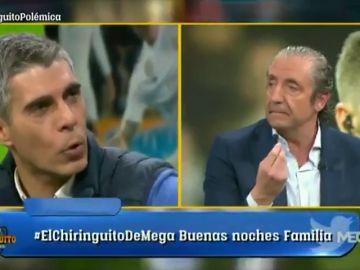 """José Luis Sánchez explota contra los árbitros: """"¿¡Cómo no pueden ver penalti con 10 repeticiones!?"""""""