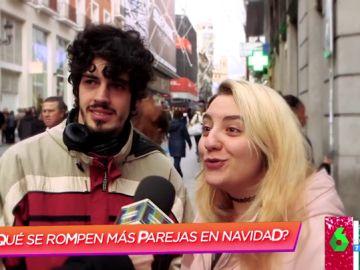 """Los consejos de los españoles para no romper con tu pareja en Navidad: """"No vayas a ver a la familia, escápate del país"""""""