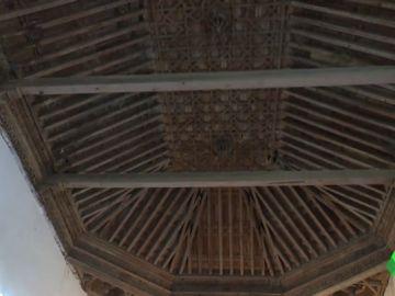 Objetivo, reparar el mudéjar de Valcabado del Páramo: los vecinos se unen para salvar su tesoro maltratado