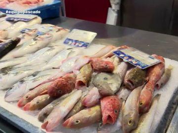 Imagen de una pescadería