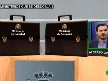 Estos son los ministerios que se 'desdoblan' en nuevas carteras en el Gobierno de coalición