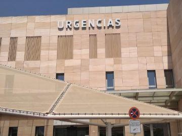 Imagen de archivo de la fachada del Hospital de Santa Lucía, Cartagena