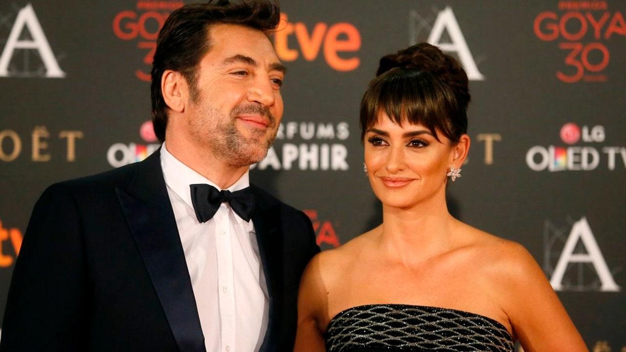 Javier Bardem y Penélope Cruz en una imagen de archivo