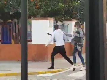 Agresión en Coria del Río, Sevilla