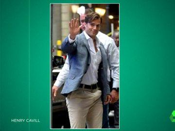 La sorprendente imagen de Henry Cavill (Superman)
