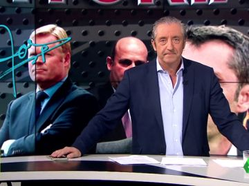 """Josep Pedrerol: """"El problema del Barcelona está en el palco"""""""