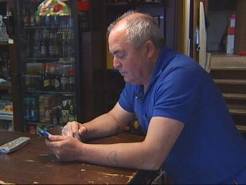 Dueño del bar en el que se quedó encerrado un hombre en León