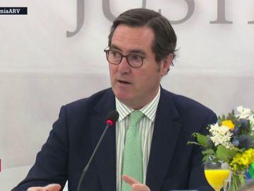 La CEOE, contraria a derogar la reforma laboral: