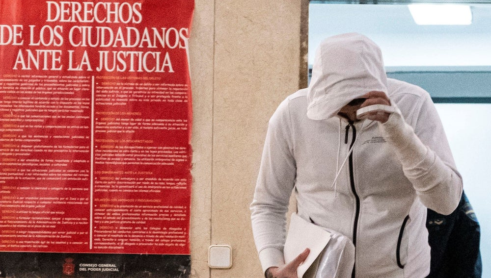 Uno de los detenidos por la violación múltiple a una niña en Palma