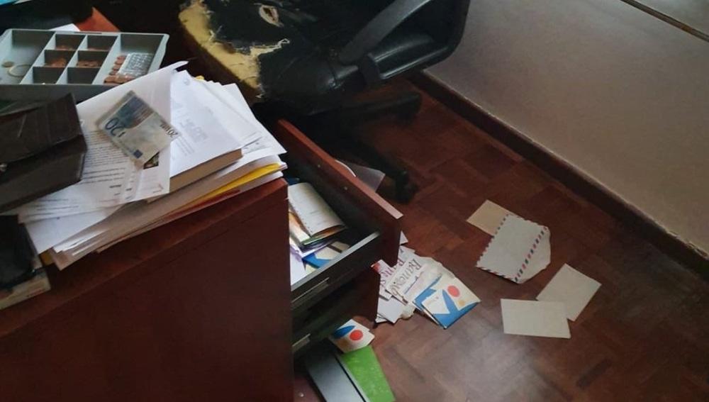 Asalto al despacho de Gonzalo Boye, abogado de Puigdemont