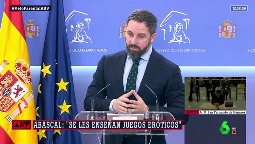 ABASCAL JUEGOS EROTICOS
