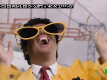 De 'Al ataque' a Chiquito de la Calzada y 'Homo Zapping': 30 años de risas en Antena 3