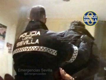 Detenido por violar a una mujer en Sevilla