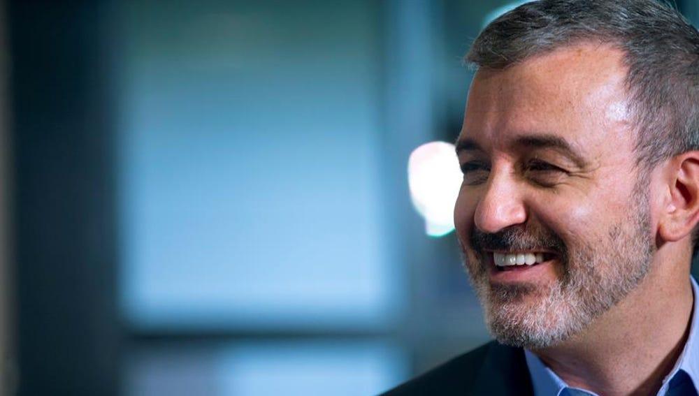 El primer teniente de alcalde de Barcelona, Jaume Collboni