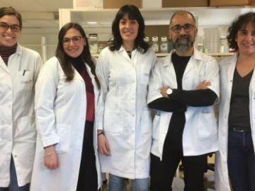 Los investigadores del Idibell que han identificado la proteína determinante para la progresión tumoral y la metástasis del rabdomiosarcoma