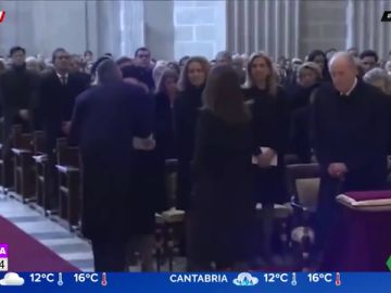 El gesto de la infanta Cristina en su reencuentro con la reina Letizia del que todo el mundo habla