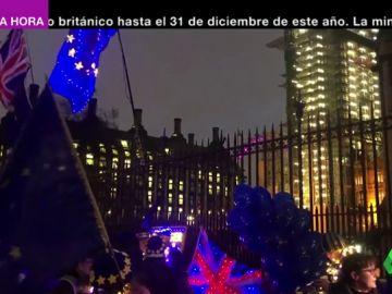 Las dos caras del Brexit: Reino Unido, dividida por la fiesta y el miedo a decir adiós a la Unión Europea