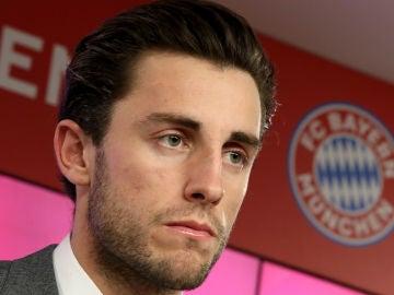 Ordiozola cedido al Bayern por lo que queda de temporada
