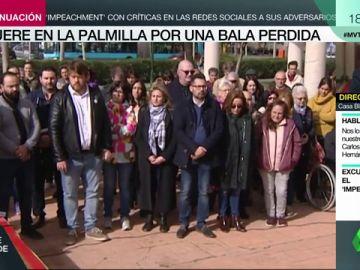 Los vecinos de La Palmilla denuncian inseguridad tras la muerte de un anciano en mitad de un tiroteo