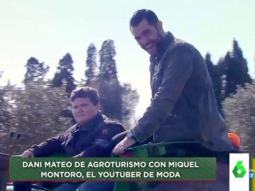 La excursión de Dani Mateo con Miquel Montoro
