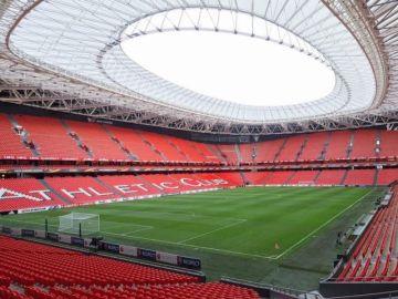 LaSexta Deportes (07-04-21) San Mamés acogerá público en la Eurocopa: 13.000 espectadores por partido