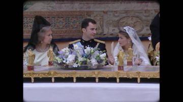 ¿Cómo se sirvió un banquete para 1.700 invitados a la boda real de don Felipe y doña Letizia?