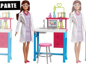 Barbie científica