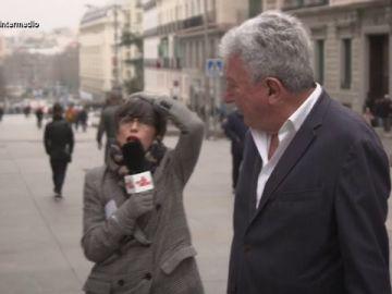 """La 'riña' de Thais Villas a Pedro Quevedo cuando afirma que """"ayuda"""" a su mujer en casa: """"¡Las cosas van a la par amigo!"""""""