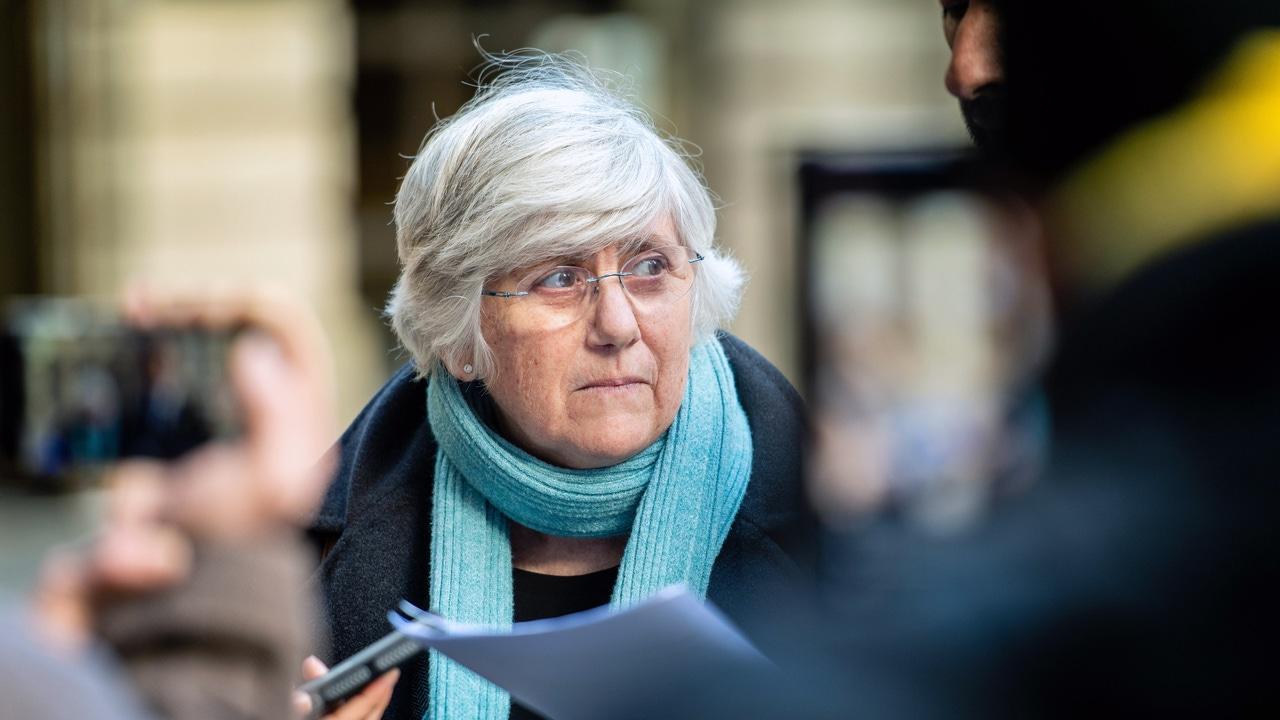 Clara Ponsatí, diputada de Junts per Catalunya