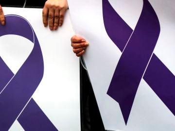Lazos contra la violencia machista
