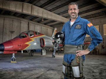 El piloto del avión siniestrado en Murcia es el comandante Eduardo Fermín