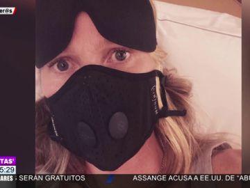 Las celebrities convierten el uso de las mascarillas contra el coronavirus en postureo